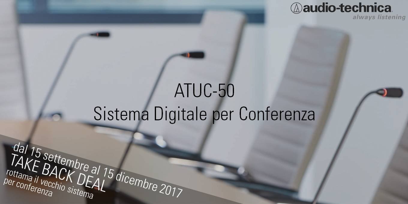ATUC-50 TAKE BACK DEAL