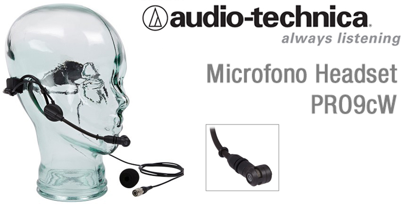 AUDIO-TECHNICA: Headset PRO9